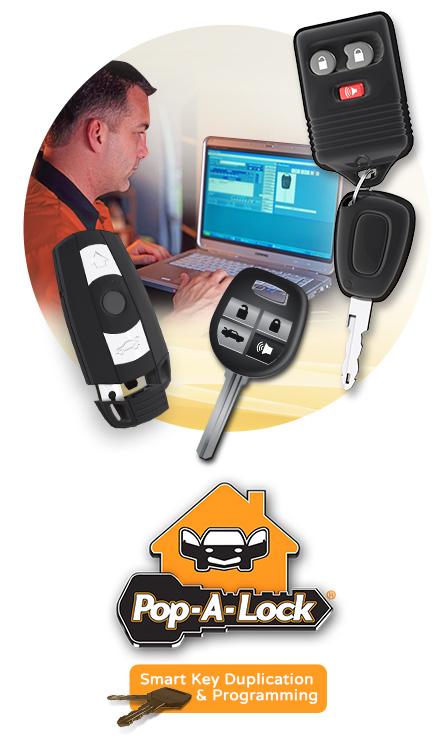Pop A Lock Atlanta Can Duplicate Or Replace Virtually Every Make Model Of Smart Key